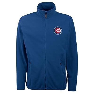 Chicago Cubs Ice Micro Fleece Full-Zip Jacket