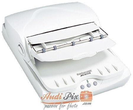 Microtek ArtixScan 1200DF - Scanner