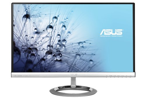Asus MX239H 23-inch Widescreen AH-IPS LED Multimedia Monitor (1920x1080, 5ms, 2 x HDMI, VGA, Full HD, Dual HDMI, Asus SonicMaster Technology)