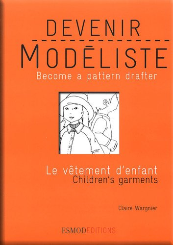 Coloriage Magique Anglais Vetements.Telecharger Devenir Modeliste Le Vetement D Enfant Edition