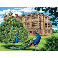 English Heritage Paint by Numbers Audley House