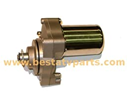Chinese Starter Motor 3B for 50-110cc mini ATVs, Motorcycles and Go-Carts
