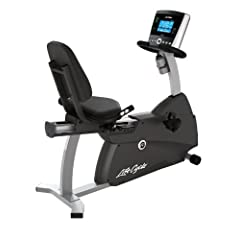 Life Fitness R1 Go Recumbent Lifecycle by Life Fitness