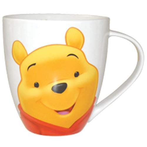 Disney Winnie The Pooh Best Buddies Mug, Fine China