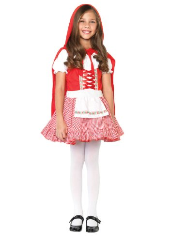 Lil Miss Red Costume - Large (Lil Miss Red Costume compare prices)