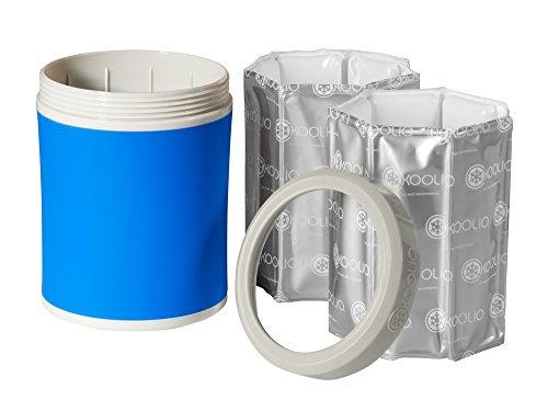 Koolio Premium Personal Beverage Cooler, Royal Blue front-547668