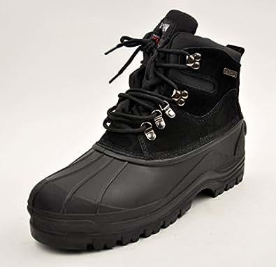 Mens Waterproof Snow Boots Wide Width | Homewood Mountain Ski Resort