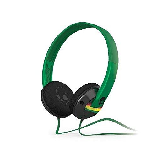 Skullcandy S5Urdz-217 Uprock On-Ear Headphone (Rasta)