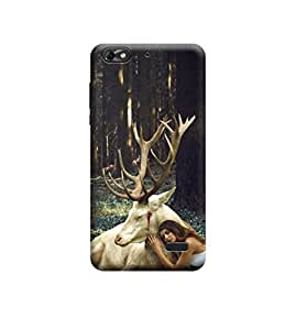 EPICCASE Premium Printed Back Case Cover With Full protection For Huawei Honor 4C (Designer Case)