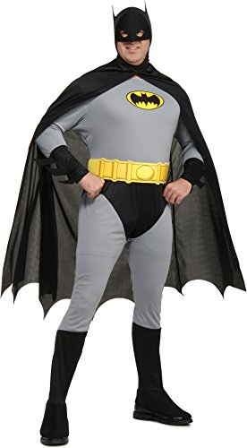 The Batman Adult Costume Plus Size