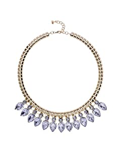 Ted Baker Emari Pear Drop Necklace of Length 52cm