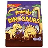 Cadbury Mini Animals Dinosaurs 6 X 22G