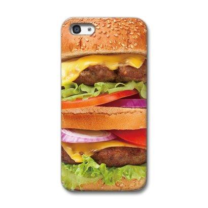 CollaBorn iPhone5専用スマートフォンケース Burger 【iPhone5対応】 CB-I5-123