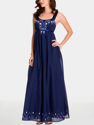 Mediterranean Maxi Dress by Marciano