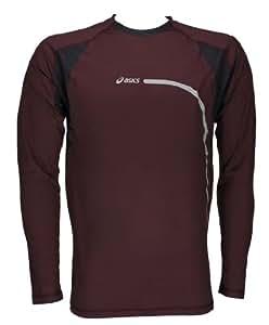 Asics Running Fitness Sportshirt Speed Top Hommes 0682 Art. 321023 Taille L