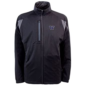 NCAA Washington Huskies Highland Jacket Mens by Antigua
