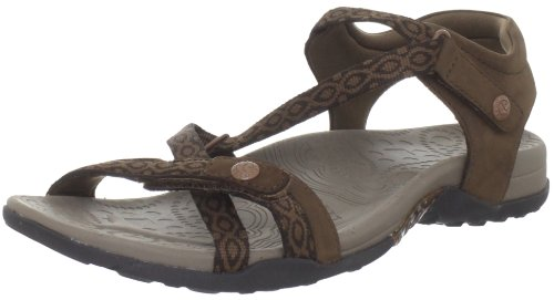Taos Women's Evolution Slingback Sandal,Chocolate,11 M US