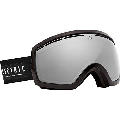 Electric Visual Eg2.5 Unisex Spherical Goggles, Gloss Black/Bronze/Silver Chrome, One Size