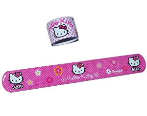 2 tlg set armband schlagband hello kitty f r kinder. Black Bedroom Furniture Sets. Home Design Ideas