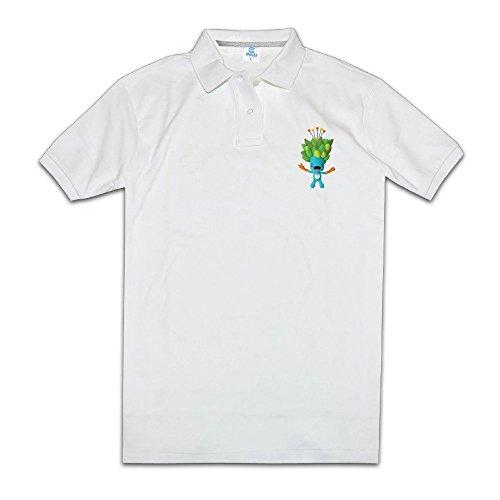 olympics-2016-mascot-tom-trendy-mens-polo-t-shirts