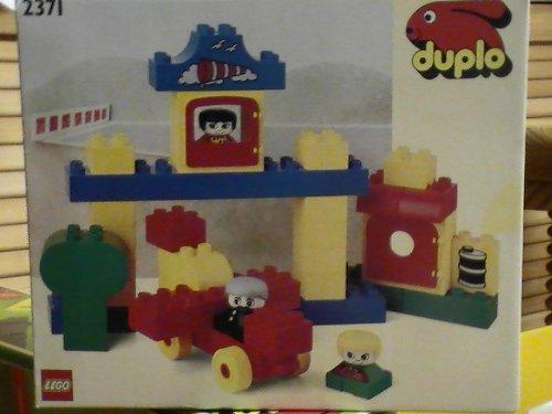 Lego 2371 Duplo Flughafen als Geschenk
