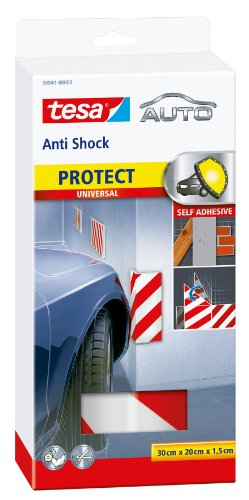 Tesa 30 x 20 cm Anti-Shock Universal Self Adhesive Car Bodywork Protection Pad
