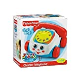 Fisher Price - Brilliant Basics - Chatter Telephone - NEW Design!