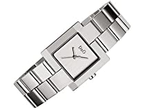 Dolce and Gabbana Promenade Series Stainless Steel Ladies Watch DW0397