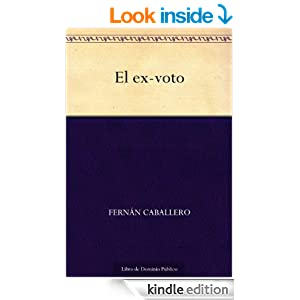 El ex-voto (Spanish Edition)