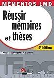 Réussir mémoires et thèses