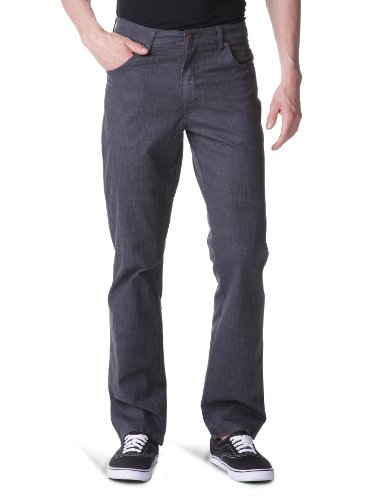 Wrangler Herren Jeans Hoher Bund