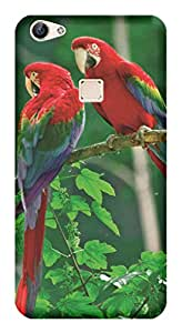 WOW Printed Designer Mobile Case Back Cover For Vivo X6Plus