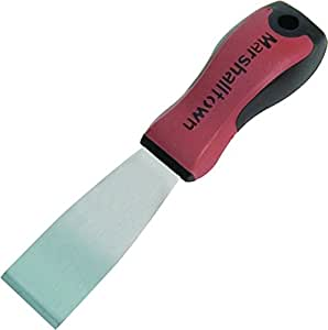"MarshallTown PK876D 10876 1-1/2"" Flex Putty Knife With Dura-Soft Handle"