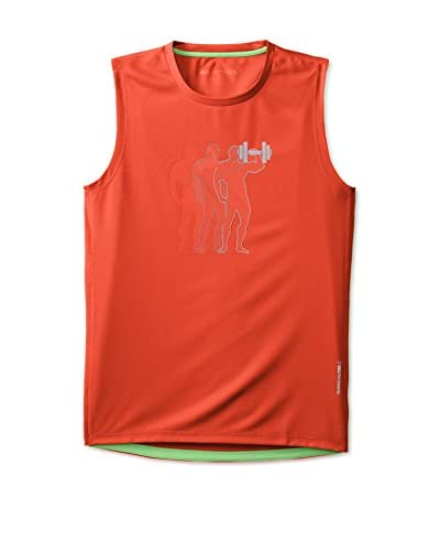 Balanced Tech Pro Men's Paco Perfromance Graphic Muscle Tee
