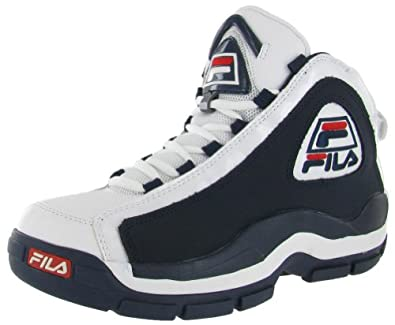 Buy Fila Mens 96 Basketball Shoe by Fila