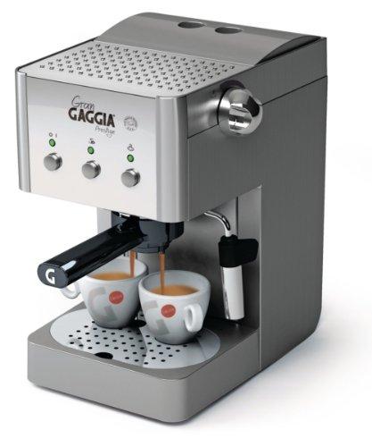 Gaggia Saeco Macchina per caffè espresso manuale RI8327/08