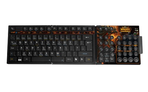 SteelSeries Limited Edition Keyset for the Shift Gaming KeyboardWorld of Warcraft Cataclysm Edition Picture