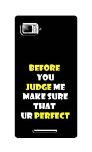 SWAG my CASE Printed Back Cover for Lenovo Vibe Z K910