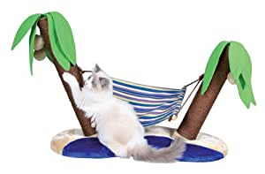Palma Scratching Post - Floor 75 × 38 cm. Height 56 cm. *FREE SHIPPING* - NEW AUG 2011