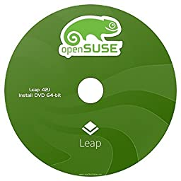 openSUSE 42.1 - Leap Linux \
