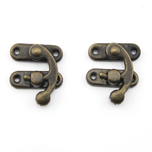 2sets-28x32mm-mini-antique-bronze-padlock-hasp-hook-horns-jewelry-box-buckle-shackle-lock