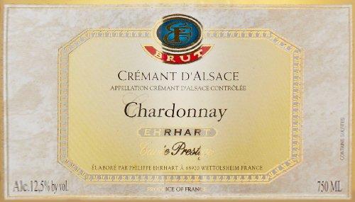 Nv Ehrhart Cremant D'Alsace 750 Ml