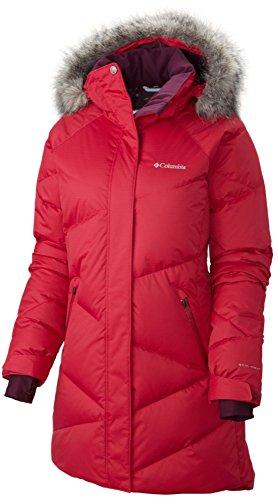 COLUMBIA LAY D DOWN JACKET COAR PUFFER LARGE (Columbia Jacket Lay D Down compare prices)
