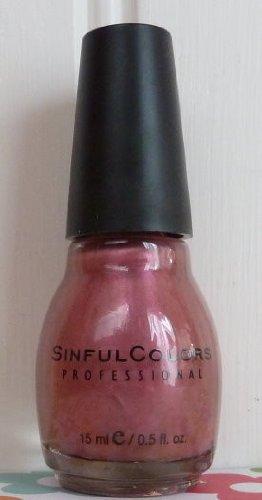 Sinful Colors Professional Nail Polish Enamel, #302 Bahama Sunset.