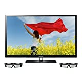 "Samsung 43"" PN43D490 Series 4 Black Flat Panel 3D Plasma HDTV Bundle"