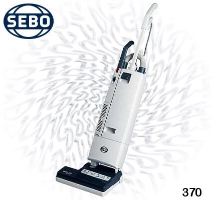 Sebo 9703Am Electronic Upright Vacuum Cleaner