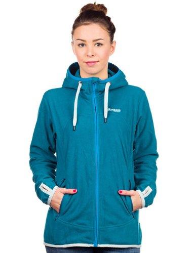 Bergans - Cecilie Fleece Jacket, Farbe Dp Water/Winter Mist, Größe M