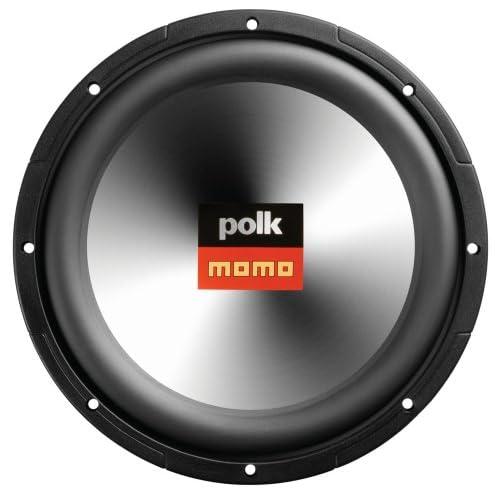 Amazon.com : Polk/MOMO MM2104 DVC 10-Inch Subwoofer (AA2105-B