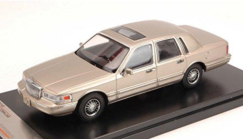 lincoln-town-car-1996-champagne-143-premiumx-auto-stradali-modello-modellino-die-cast