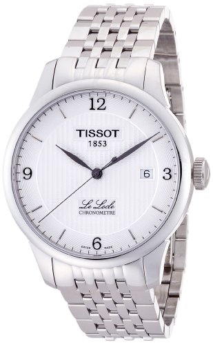 Tissot Mens Le Locle Chronometre Watch T006.408.11.037.00